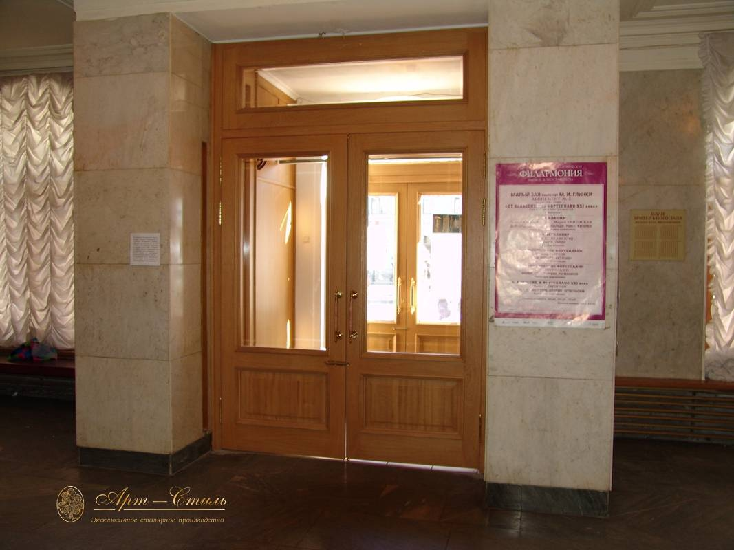 Фото галереи двойной вход — img 3
